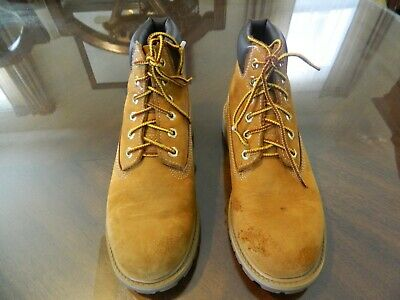 the best attitude 44cd8 92c2d Timberland Size 4 Boys Tan Boots