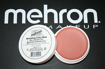 Modeling Putty / Wax Mehron synthetic wax cuts molded body special FX TV effects
