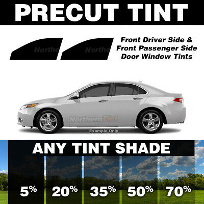 TINTGIANT PRECUT ALL SIDES REAR WINDOW TINT FOR LEXUS LS 460 L 07-12