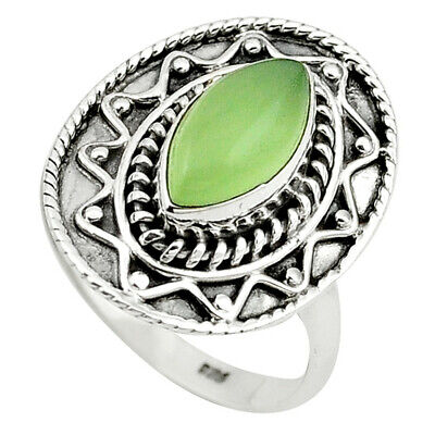 Cabochon Aaa White Pearl Sterling 925 Silver Enamel Ring Free Size Natural 9 Mm Jewelry & Watches