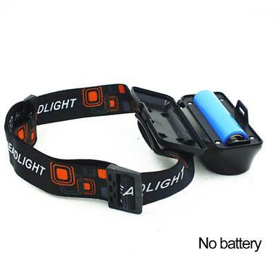 Led Headlight Fishing Camping Riding Outdoor Lighting Head Lamp Torch top Fast