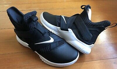 the best attitude 7c302 66295 LEBRON JAMES SOLDIER TB XXI Black Panther Nike Air Zoom Promo Shoes Size 13  NEW