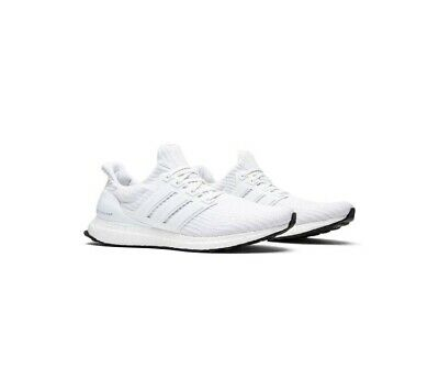 b302f3a7de70c ADIDAS ULTRA BOOST 4.0 Triple White Size 9 U.s Mens -  160.00