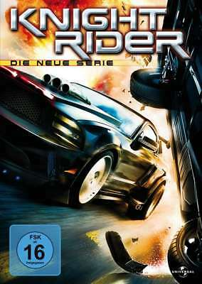 Complete Tv Series Knight Rider - 18 Episodes the New Serie 4