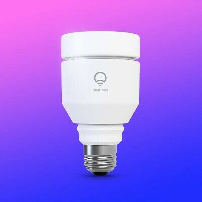 LIFX A19 Smart Light Bulb Edison E27(Brand new)