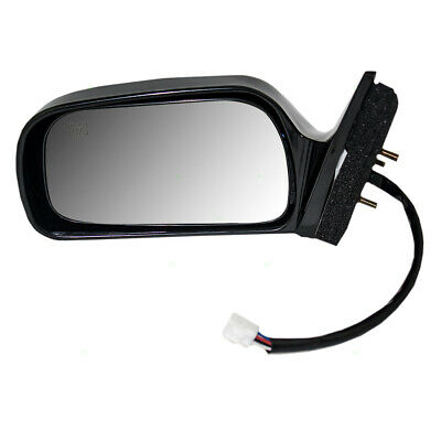 New Passengers Power Side Mirror Glass Housing Heat for 97-01 Toyota Camry Japan