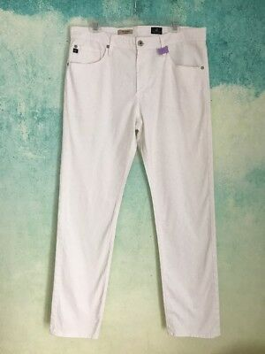 3a27976e Ag Adriano Goldschmied The Graduate Tailored Leg Pants 36 X 32 Retail $178