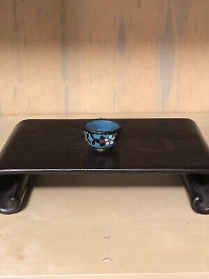 Antique Chinese cloisonne small wine Cup