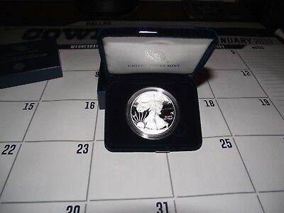 2019 W Proof American Silver Eagle One Ounce Mint Packaged
