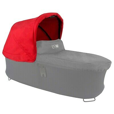 Mountain Buggy Duet Carrycot Plus Sunhood Chilli *RRP £29.99*NOW £19.99*SAVE £10
