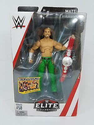 Bobby Roode WWE Mattel Basic Series 85 Brand New Action Figure Toy Mint Package
