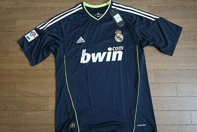 031a4eed680 Real Madrid 100% Official Jersey Shirt L 2010 2011 Away Still BNWT NEW Rare