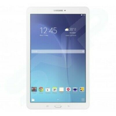 "SAMSUNG Galaxy Tab E  (sm-T560) 9.6"" 8GB WiFi Tablet Quad Core-White 
