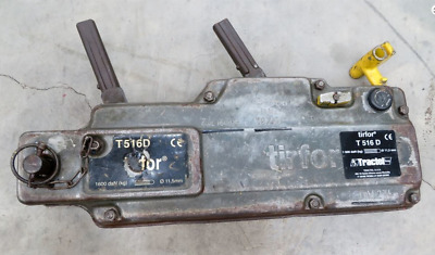 Tirfor Tractel Winch T516D Tu16 Winch 1,600Kg 1.6 Ton..