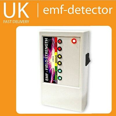 EMF Detector/magnetic field/UFO Paranormal research/ghost hunting equipmen