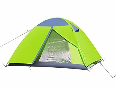 outdoor Family Camping 4 Person 8 x 7 Foot Waterproof Instant Cabin Tent