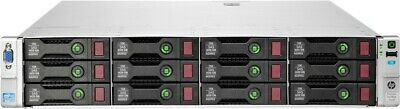 HP Proliant DL380e G8 12xBays LFF 2x6-Core E5-2420 1.9GHz/32GB RAM/P410/1x460W