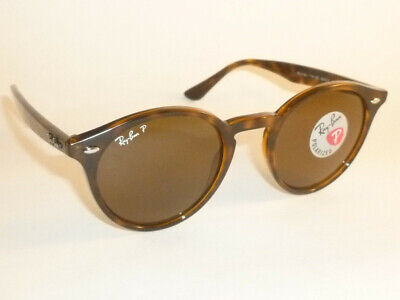 d0f2d2b74008b New RAY BAN Sunglasses Tortoise Frame RB 2180 710 83 Polarized Brown Lenses  49mm