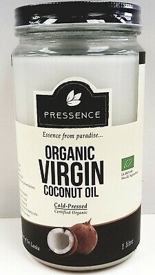 Virgin Organic Cold Pressed Coconut Oil 1L