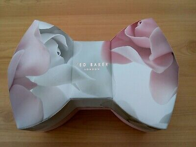 2afc5e599 TED BAKER CHERISHED Treasures Bow Gift Box  Brand New  - £12.50 ...