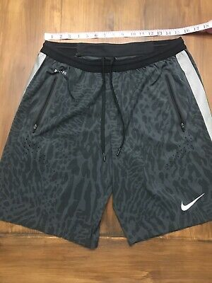 201e7aac9b MENS NIKE DRI Fit Soccer Shorts Medium (Select Strike Camo Print) EUC  705248-010