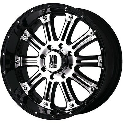 17 Inch Black Blue Rims Wheels Ford F150 Truck Expedition 17x9