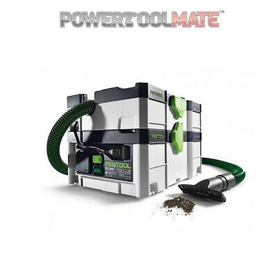Festool CLEANTEC CTL Sys GB 240v Systainer Extractor 575284