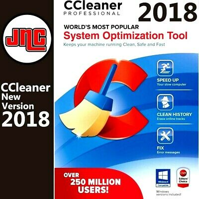CCleaner 5.47 Professional Full for Windows lifetime license / Fast Delivery