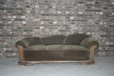 tolles altes Sofa - antikes Sofa- Chaiselonge