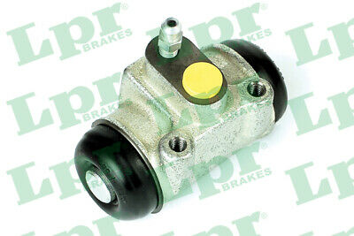 FIAT DUCATO 230 2.8D Wheel Cylinder Rear 98 to 02 7292636RMP Brake LPR Quality