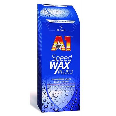 A1 Speed Wax Plus 3 500 ml von Dr. Wack 2630
