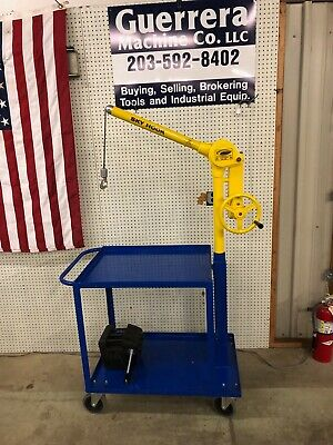 Sky Hook Premium Chain Sky Hook with Mobile Cart Base