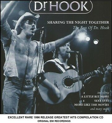 Dr Hook - The Very Best 20 Greatest Hits Collection CD - 70's Country Rock Pop