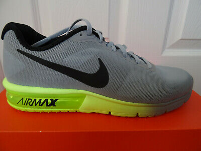 NIKE AIR MAX Sequent trainers shoes 719912 020 uk 8 eu 42.5