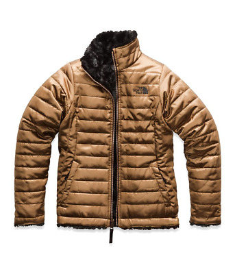 8f3c7dd429f The North Face Girls  Reversible Mossbud Swirl Jacket-XS-NF00CN015NW-NWT