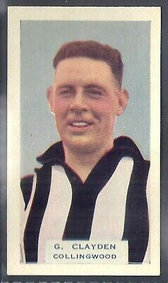 Phillips (Overseas)-Victorian Football Aussie Rules (75 Set)-#51- Collingwood