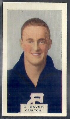 Phillips (Overseas)-Victorian Football Aussie Rules (Bdv Back)-#08- Carlton