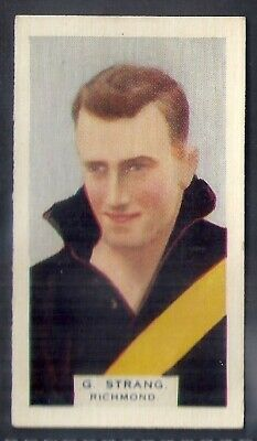 Phillips (Overseas)-Victorian Football Aussie Rules (Bdv Back)-#16- Richmond