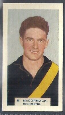 Phillips (Overseas)-Victorian Football Aussie Rules (Bdv Back)-#21- Richmond