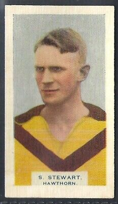 Phillips (Overseas)-Victorian Football Aussie Rules (Bdv Back)-#30- Hawthorn