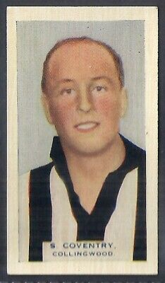 Phillips (Overseas)-Victorian Football Aussie Rules (Bdv Back)-#36- Collingwood