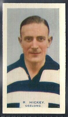 Phillips (Overseas)-Victorian Football Aussie Rules (Bdv Back)-#44- Geelong