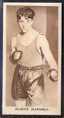 Phillips-Sporting Champions-#21- Boxing - Sammy Mandell