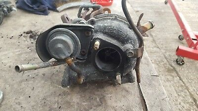 Nissan xtrail turbo, t30 2.2 dci turbo charger, 14411-8H800, 2001-06