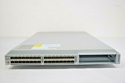 Cisco N5K-C5548P-FA Nexus 32- Port 10GBE Switch *Read Description* AMZ