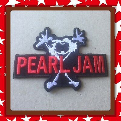 🇨🇦 Pearl Jam Alternative Hard Grunge Rock Patch  Sew On/stick On /new 🇨🇦