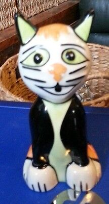 LORNA BAILEY cat excellent condition FREE P&P #