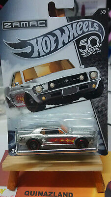 Hot Wheels Zamac '67 Ford Mustang Coupe (N16)