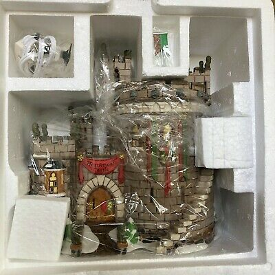 Heathmoor Castle 58313  Dept 56 Dickens' Village Series Ltd. Ed. Heritage