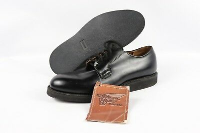 06a89510a53fb VTG NEW RED Wing Shoes Mens 8.5 D Postman Oxford Chaparral Leather ...